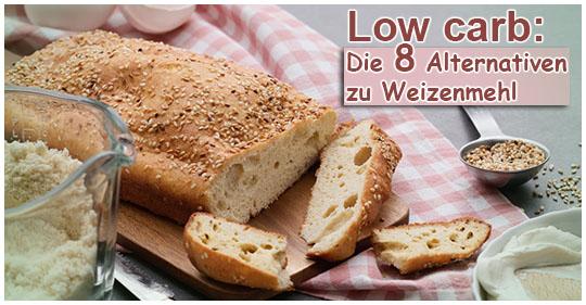 Alternative Zu Weizenmehl